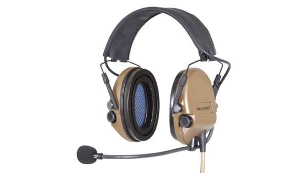 INVISIO Communication Headsets