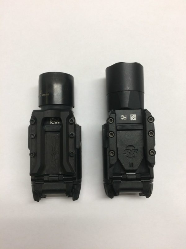 MARS Armament - SLR Rail and Adapter Kit